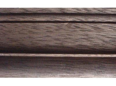 棕色天然木线
